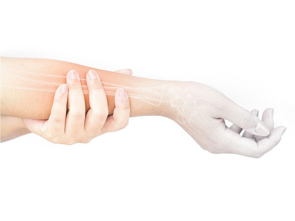 Patologie dell'avambraccio