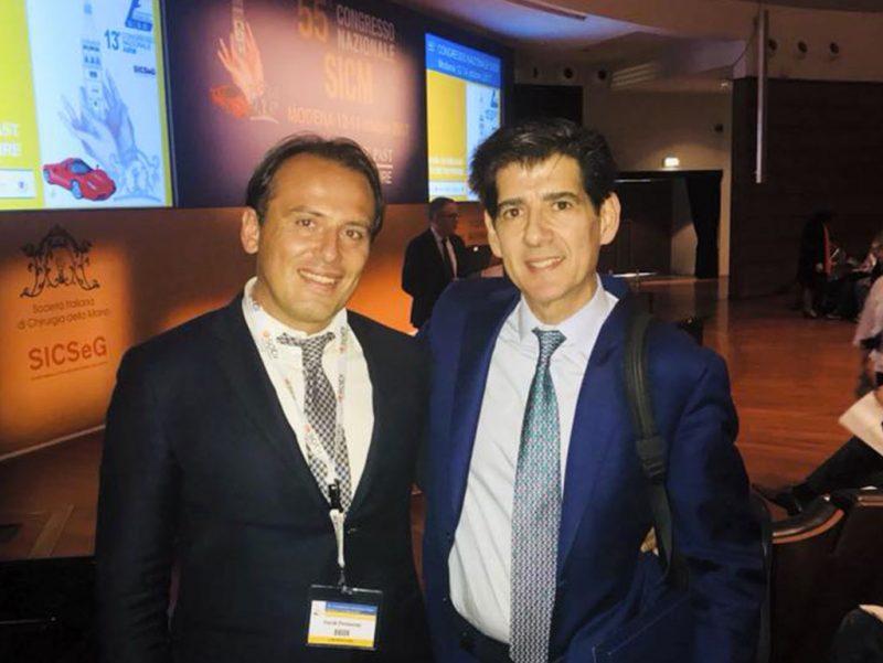 Con Paco Piñal a Modena